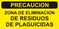Zona Eliminacion Residuos Plaguicidas