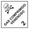 Gas Comprimido Venenoso