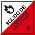 Solido De Combustion Espontanea