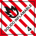 Solido Inflamable